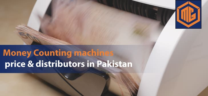 Money Counting machines price & distributors in Pakistan