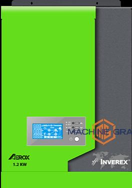 Aerox 1.2KW Hybrid Solar Inverter
