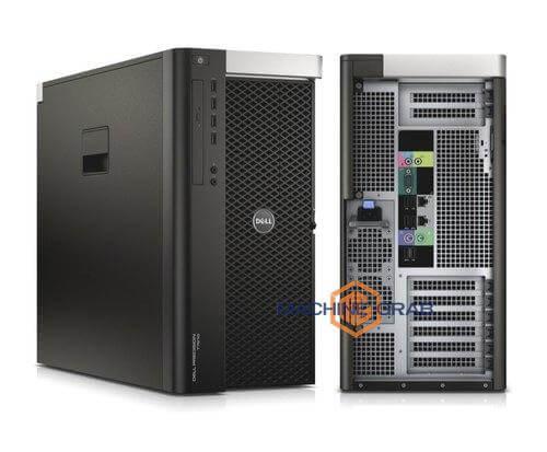 Dell Precision T7610 Workstation Dual processor