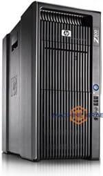 Hp Z800 Tower Workstation X5640 x2