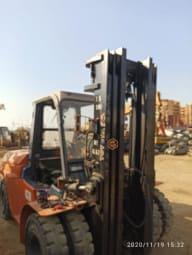 Toyota Forklift 7.5 ton