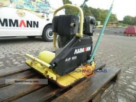 Plate Compactor Ammann