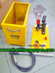 Water Pipe Pressure Testing Pump