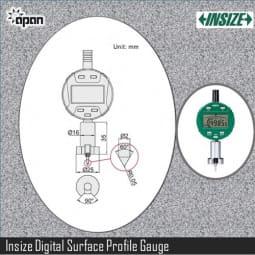 Digital Surface Profile Gauge Roughness Meter