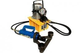 Portable electric split bar bender/ Bar Bender