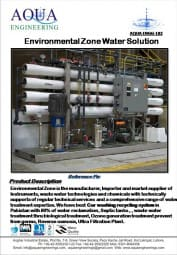 environmental zone water solution