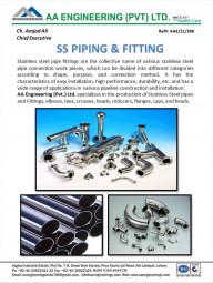SS Piping & Fitting